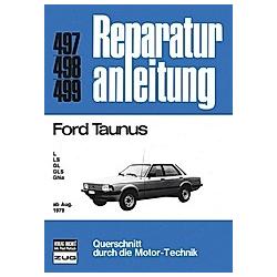 Ford Taunus (ab Aug. 79) - Buch