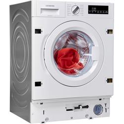 Einbauwaschmaschine iQ700 WI14W442, Waschmaschine, 82055753-0 weiß weiß