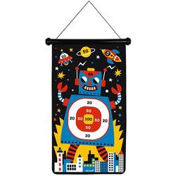 Janod Spiel, Magnetisches Dartspiel - Roboter
