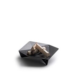 HÖFATS Feuerschale TRIPLE 65 aus Corten-Stahl