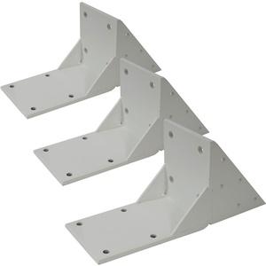 Mendler 3X Dachsparrenadapter für Kassetten-Markise T124, Dachsparren Halterung Adapter