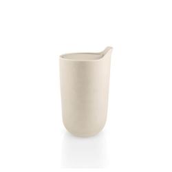 Eva Solo Thermobecher Thermobecher Keramik 280 ml beige