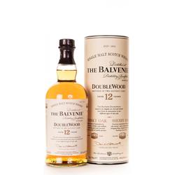 Balvenie Double Wood 12 Years Single Malt Whisky