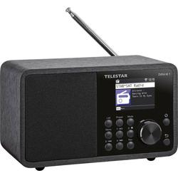 Telestar DIRA M 1 Internet Tischradio Internet,DAB+,UKW AUX,Bluetooth®,DAB+,DLNA,Internet