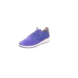 Schnürschuhe Geox blau