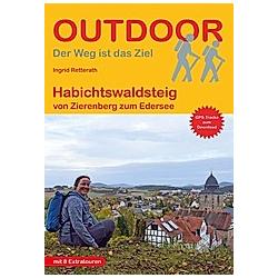 Habichtswaldsteig. Ingrid Retterath  - Buch
