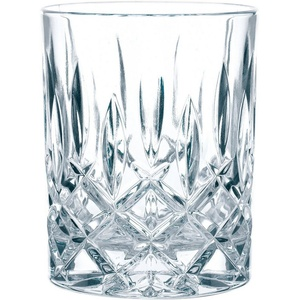 Nachtmann Whiskyglas Noblesse, Kristallglas, 295 ml, 6-teilig weiß
