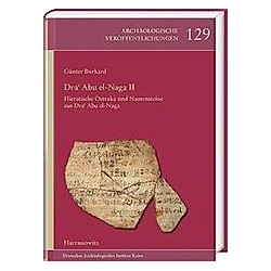 Dra' Abu el-Naga II. Günter Burkard  - Buch