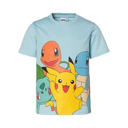 POKÉMON T-Shirt Pokemon T-Shirt für Jungen 104/110