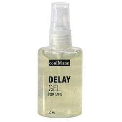 Coolman Delay Gel 30ml