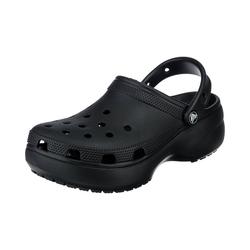 Crocs Classic Platform Clog W Clogs Clog schwarz 36/37