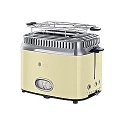 Retro Vintage Toaster (Farbe: creme)
