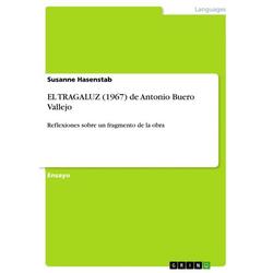 EL TRAGALUZ (1967) de Antonio Buero Vallejo