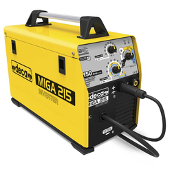 MIG Inverter Schweißgerät MIGA 215, 10-150 A