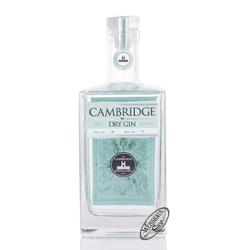 Cambridge Dry Gin 42% vol. 0,70l