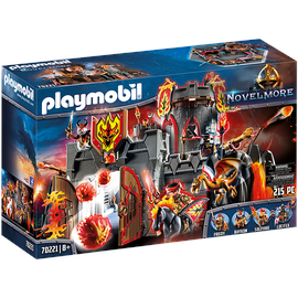 Playmobil Novelmore Festung der Burnham Raiders 70221