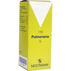 PULMONARIA S 110 Tropfen 100 ml