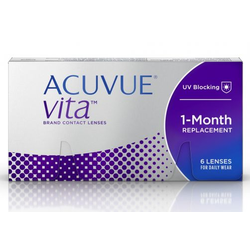 Acuvue Vita 6er Johnson&Johnson Monatskontaktlinse