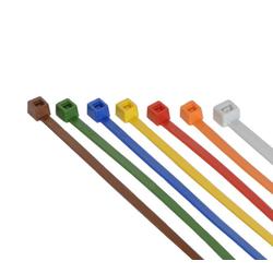 Kabelbinder 2,5 x 98 farbig | 100 Stck./VP