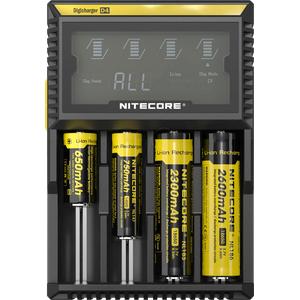 NC DC D4 - Tischladegerät, prozessorgesteuert, NiCd, NiMh, Li-Ion, Li-Po