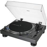 Audio-Technica AT-LP140XP Direkt angetriebener DJ-Plattenspieler Schwarz