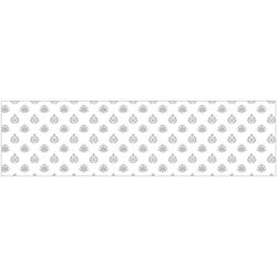 Küchenrückwand fixy Romina weiß 220 cm
