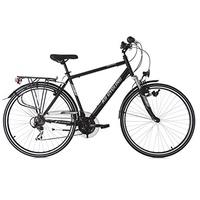 KS-CYCLING Montreal 28 Zoll RH 58 cm schwarz