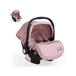 Moni Babyschale Babyschale Gala, Gruppe 0+, 3 kg, (0 - 13 kg), Sitzpolster, Fußabdeckung