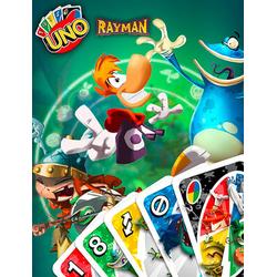 UNO®  Rayman Design DLC
