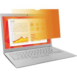 3M GF133W9E Blickschutz Gold Laptop Blickschutzfolie 33,8cm (13,3 ) Bildformat: 16:9 7100168366