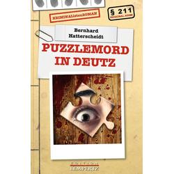 Puzzlemord: eBook von Bernhard Hatterscheidt