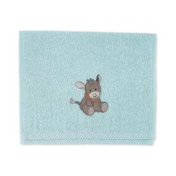 Sterntaler® Handtücher Kinderhandtuch Emmi blau