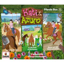 Kati & Azuro - 3er Box 06 (Folgen 16 17 18)