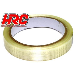 HRC Racing Akkutape Klebeband Glasfaser MEDIUM 18mm x 20m / HRC5050B
