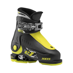 Roces Skischuhe Idea up black-lime Gr. 25-29 Skischuh