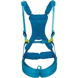 Klettergurt Fraggle III Kletterausrüstung Kinder blau  Kinder
