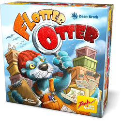 Zoch Spiel, Flotter Otter, Made in Germany