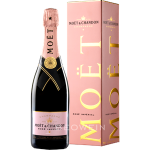 Moet & Chandon Rose Imperial 0,75 l in Geschenkhülle