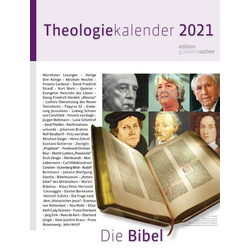 Theologie-Kalender 2021