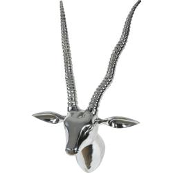 ARTRA Dekogeweih Antilope silber