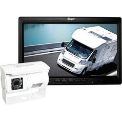 Beeper RWEC200X-BL Kabel-Rückfahrkamera 2 Kameras Aufbau