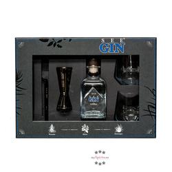 Steinhauser SeeGin Blue Bar Set