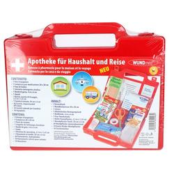 APOTHEKE für Haushalt+Reise Verbandskasten 1 St