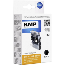 KMP KMP Tintenpatrone B41 Schwarz 1525,0001 Tintenpatrone