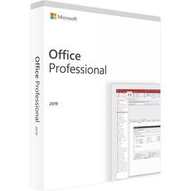 Microsoft Office Professional 2019 ESD DE Win
