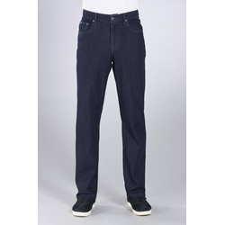 Radfahrer Jeans, Farbe bluestone, Gr.52
