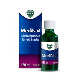 WICK MediNait Erkältungssirup für die Nacht** 180 ml