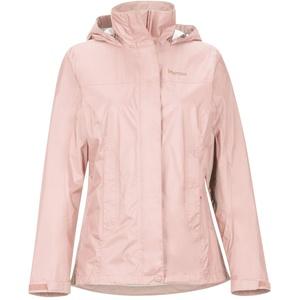 Marmot Damen Hardshell Regenjacke, Wasserdicht, Winddicht & Atmungsaktiv Wm's PreCip Eco Jacket, Pink Lemonade, S, 46700