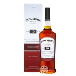 Bowmore 10 Jahre Dark & Intense Whisky