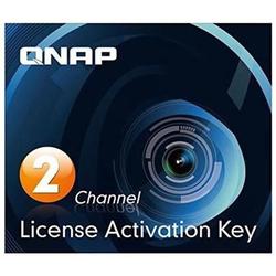 QNAP Kamera Lizenz - 2 Kameras